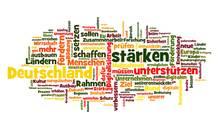 Große Koalition: Von Arbeitsmarkt bis Zuwanderung - Die Kernpunkte von Union und SPD im Koalitionsvertrag