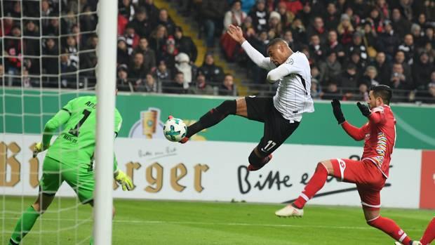 DFB Pokal Eintracht Frankfurt FSV Mainz Boateng