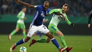 DFB Pokal Schalke Wolfsburg