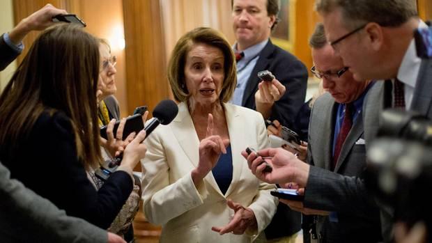USA: Rekordrede im Kongress - Demokratin lässt Republikaner stundenlang zappeln