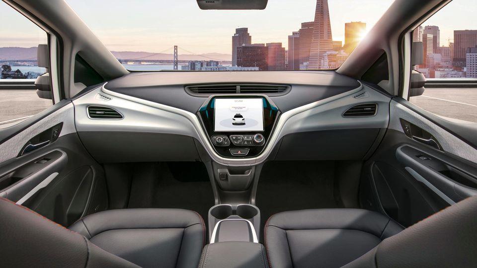Autonome Autos: Ingenieure werben um Vertrauen in die neue Technik