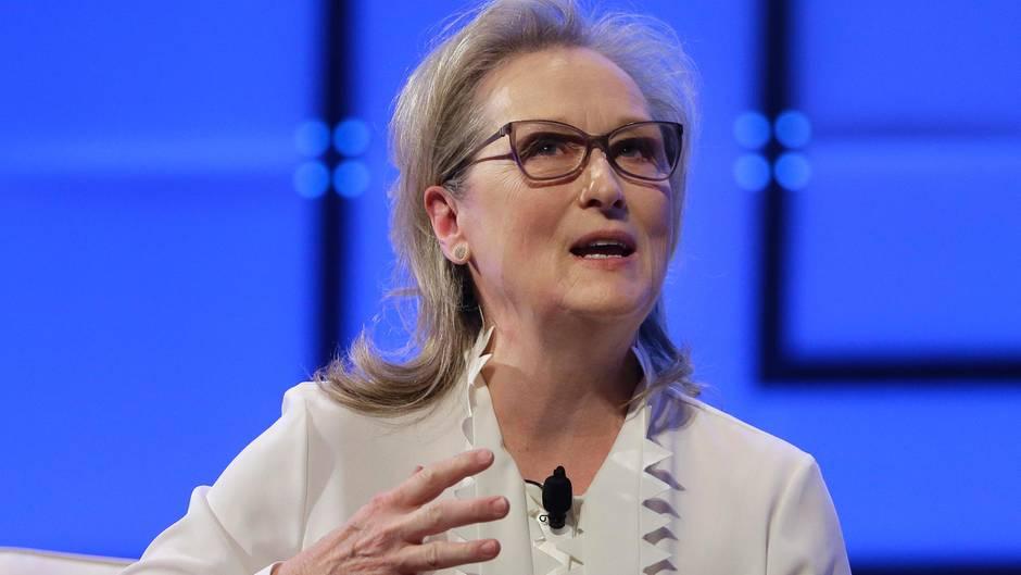 Eiserne Lady: Meryl Streep, 68, spielt gern Frauen mit einer gewissen Härte