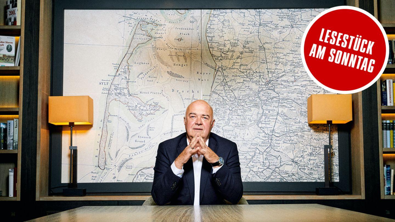 Kurt Zech – Porträt eines fast unbekannten Multimillionärs