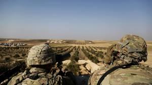 In Syrien hat das US-Militär bei einem Angriff mehr als 100 Assad-Kämpfer getötet