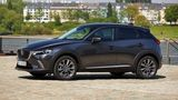 Kann sich sehen lassen: der Mazda CX-3
