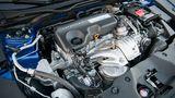 Der 1.6 i-DTEC-Diesel im Honda Civic ist sehr laufruhig