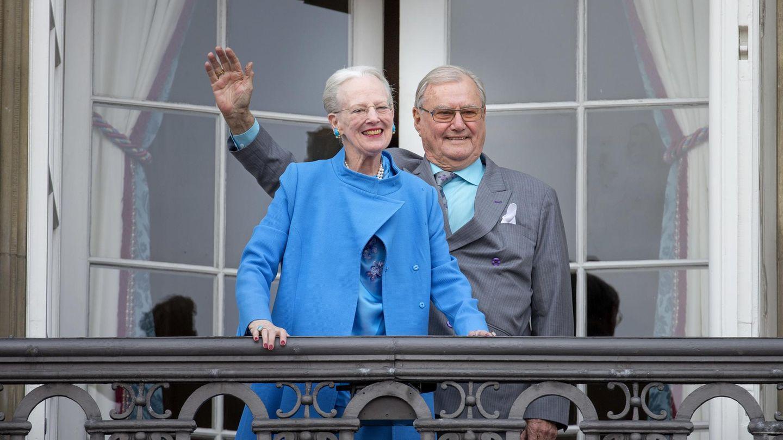 Prinz Henrik und Königin Königin Margrethe II. von Dänemark