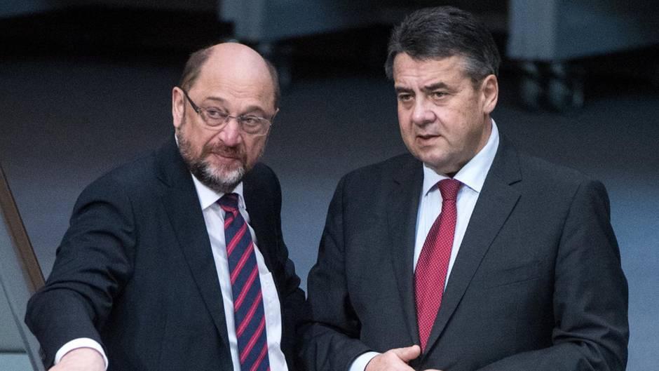 """Reaktionen zu Gabriel-Wut: """"Aber der Onkel hat gesagt, ich darf Außenminister bleiben! Menno!"""""""