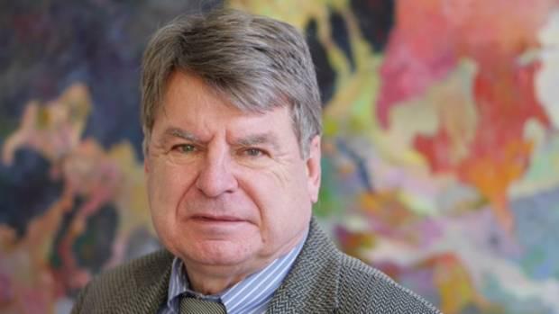Politikwissenschaftler Ulrich von Alemann