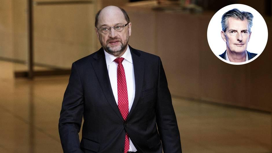 Kommentar des stern-Herausgebers: Nach Schulz-Verzicht: Wie geht es mit der SPD weiter?