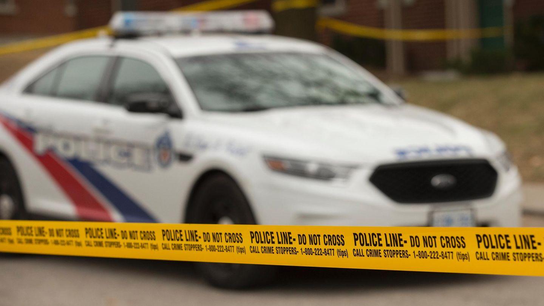 Polizei In Kanada