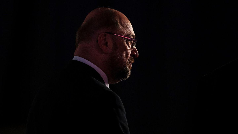 Martin Schulz wurde vor etwas mehr als einem Jahr als Kanzlerkandidat der SPD nominiert. Jetzt steht er vor den Scherben seiner politischen Karriere.