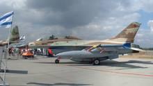F-16 der israelischen Streitkräfte