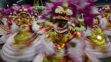 Schon seit Tagen befinden sich die Metropolen Brasiliens imAusnahmezustand: Alles dreht sich um Karneval.