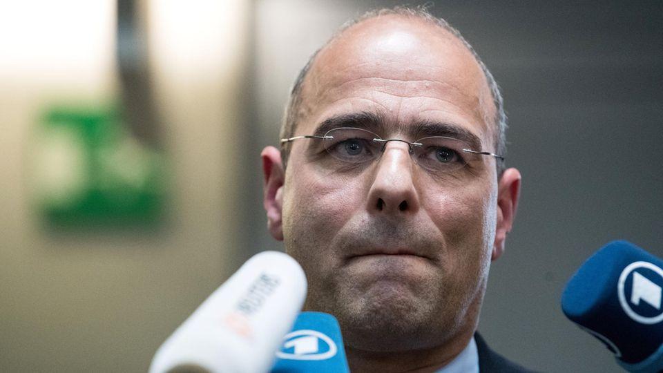 AfD-Mann Peter Boehringer ist Vorsitzender des Haushaltsausschusses
