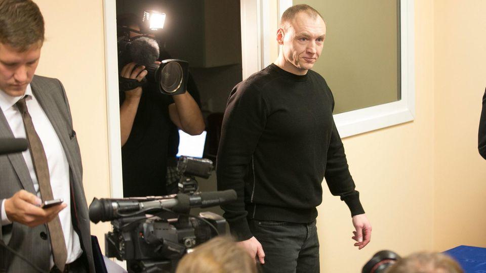 Der estnische Offizier Eston Kohver wurde in Russland wegen Spionage verurteilt