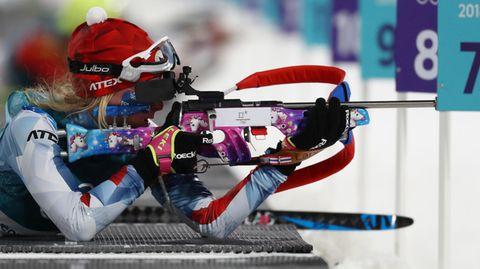 PC-Spiele: Biathlon: Wintersport am Bildschirm