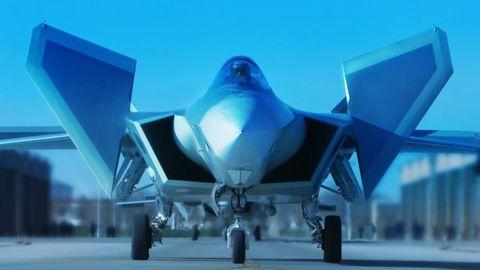In Europa hat die Entwicklung eines Stealth-Jets noch nicht einmal begonnen.