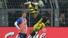 Bundesliga: Michy Batshuayi macht das gesamte Wechseltheater um Pierre-Emerick Aubameyang beim BVB vergessen