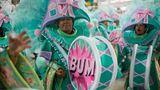 Der Karneval ist eine der wichtigsten Touristenattraktionen Brasiliens: In den drei Tagen herrscht nicht nur im Sambódromo Ausnahmezustand.