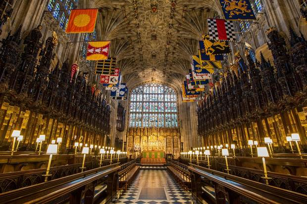 St. George's-Kapelle Windsor