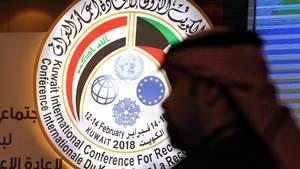 Die internationale Wiederaufbau-Konferenz für den Irak findet derzeit in Kuwait statt