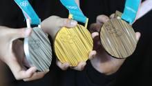 Medaillenspiegel Olympia 2018 Pyeongchang
