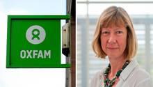 Die britische Oxfam-Vizechefin Penny Lawrence tritt zurück