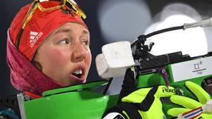 Laura Dahlmeier Olympia 2018