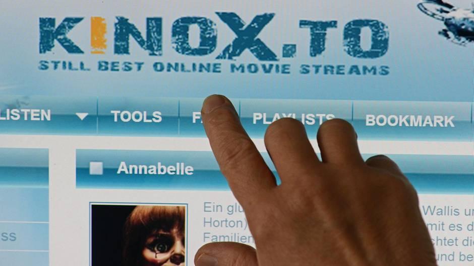 Vodafone - kinox.to - Streaming - Einstweilige Verfügung