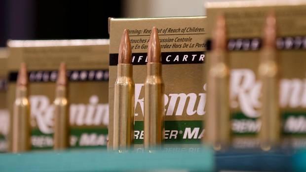 Remington zählt mit 3500 Mitarbeitern zu den größten Waffen- und Munitionsherstellern in den USA
