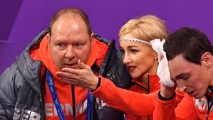 Alexander König Aljona Savchenko