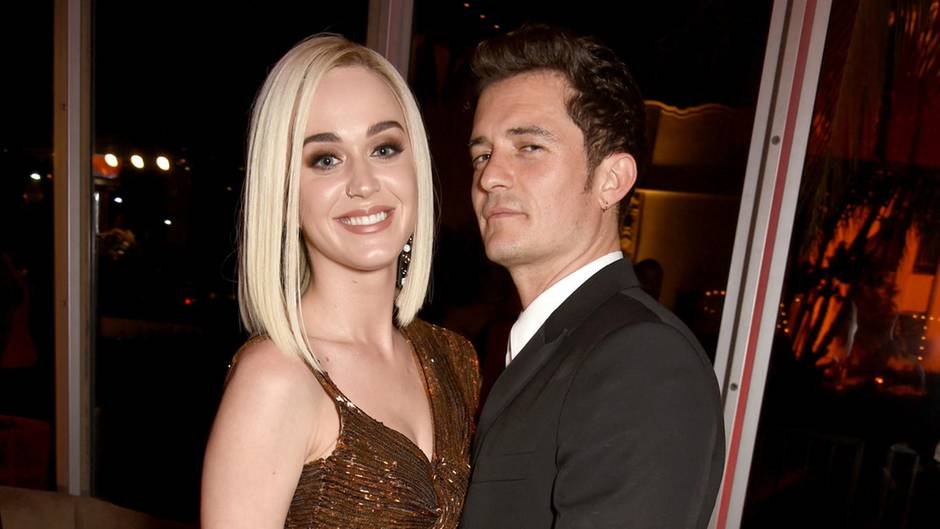 Orlando Bloom und Katy Perry