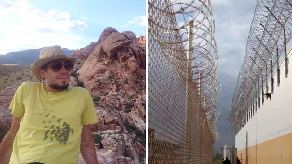 US-Einreise: Er wollte in die USA und landete 40 Tage in den Gefängnissen der Staaten