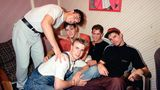 Take That am Anfang ihrer Karriere 1992. 2005 gelang ihnen das Comeback, 2010 sogar kurzzeitig eine Wiedervereinigung mit Robbie Williams.