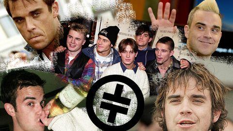 Boyband-Drama von 1996: Kreisch! Robbie Williams wird 44 - und Take That trennten sich vor exakt 22 Jahren
