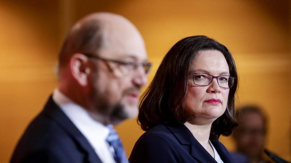 Darf sie oder nicht? Warum Andrea Nahles (eigentlich) nicht SPD-Parteichefin werden kann