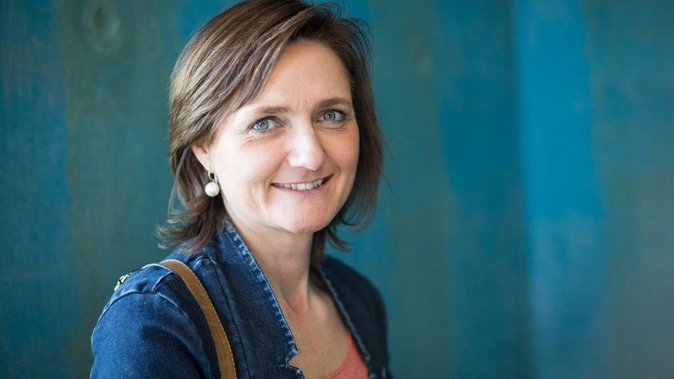 SPD-Vorsitz? Kann ich. Simone Lange, Oberbürgermeisterin von Flensburg, fordert Andrea Nahles heraus.