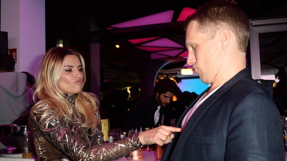 Gavin Rossdale und die Frauen: Wenn die Neue auf die Ex trifft: Sophia Thomalla lernt Gwen Stefani kennen