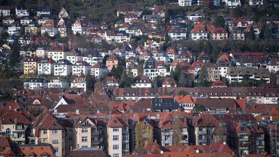Häuser in Stuttgart