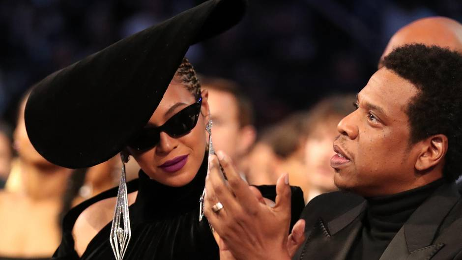 Beyoncé Knowles und Jay Z