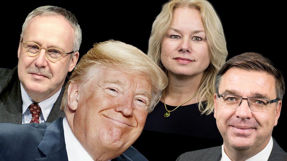 National Prayer Breakfast mit Donald Trump: Deutsche Politiker berichten