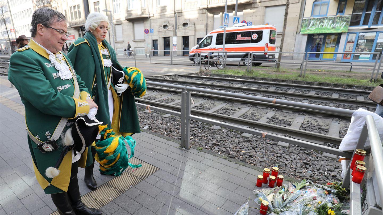 NRW-Ministerpräsident Armin Laschet und Kölns Oberbürgermeisterin Henriette Reker