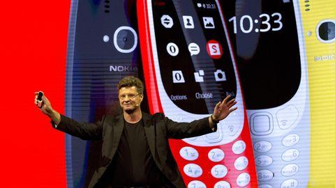 Nokia CEO 3310
