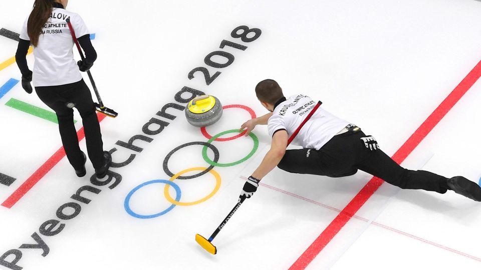 Olympia 2018: Erstes Tor für koreanisches Frauen-Eishockeyteam - Puck kommt ins Museum