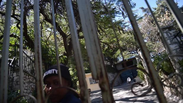 Die Oxfam-Büros in Port-au-Prince, Haiti: Die Organisation steht wegen Missbrauchsvorwürfen in der Kritik