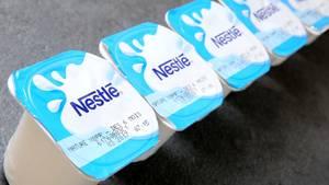 Für Nestlé war 2017 kein Rekordjahr