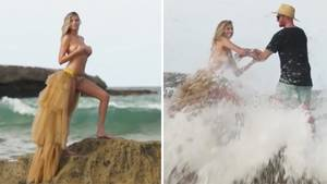 Kate Upton Felsen Sports Illustrated