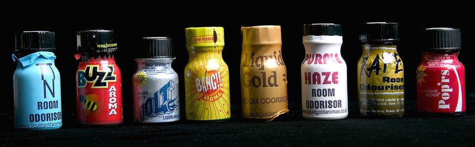 Poppers Sex-Droge