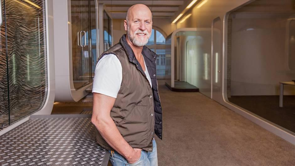 McFit-Chef Rainer Schaller